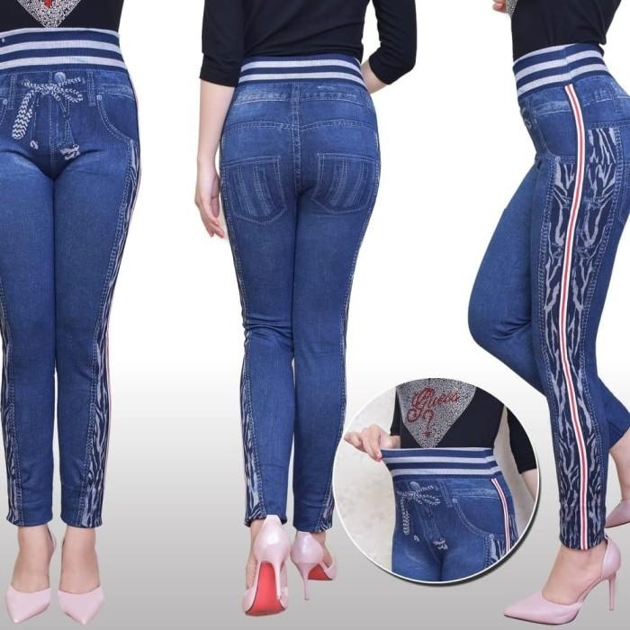Jual Celana Legging Wanita Modern Jakarta Barat Agnes Laura Fashion Tokopedia