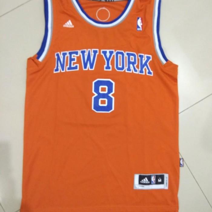 newest 6ce1a 1123f Jual BAJU NBA JERSEY NEW YORK KNICKS JR SMITH 98% MULUS - Jakarta Barat -  TAUKEI INDONESIA | Tokopedia