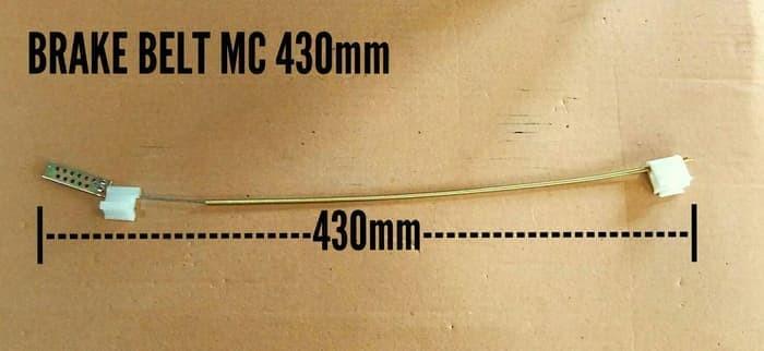 New KAWAT REM (BRAKE BELT) MESIN CUCI 430mm