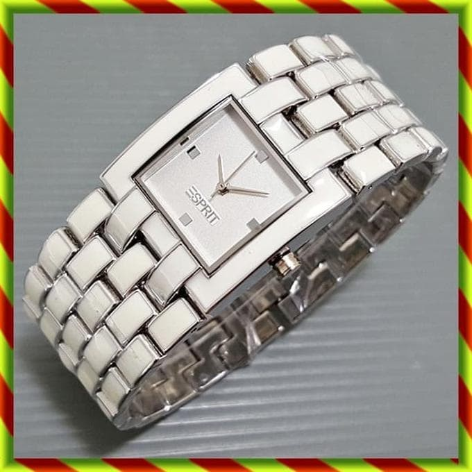 Jual Esprit Tikar Silver / Jam Tangan Dkny Daniel Wellington Rolex