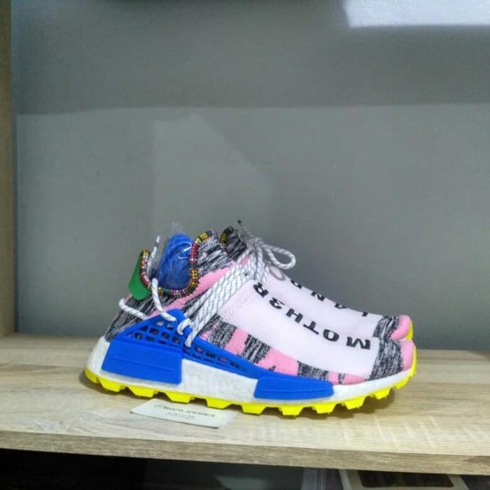new arrival 3b5f3 85fde Jual Adidas NMD HU x Pharrell Williams size 44 - DKI Jakarta -  koopa.sneakers | Tokopedia