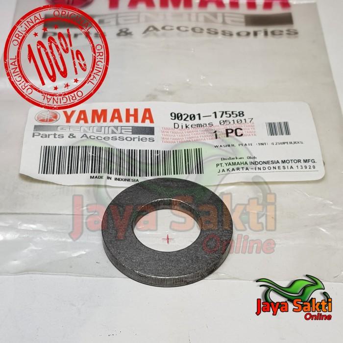 harga Ring rumah kopling rx king 90201-17558 asli yamaha ygp