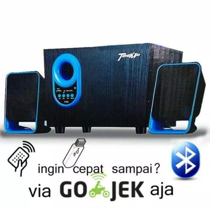 harga Speaker bluetooth tekyo 778b Tokopedia.com