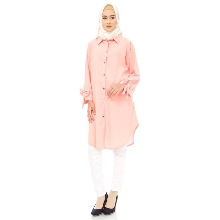 Jual Fashion Wanita - Atasan - Blouse Atasan Spandek Korea Import ... 5aada93e08