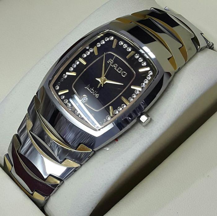 Jual PROMO jam tangan wanita RAdo jubile tungsten Garde super ... ee40b35966