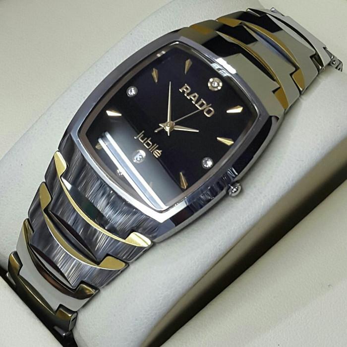 Jual TERBAIK jam tangan Wanita Rado Jubile Quality super premium ... 77939da1a1