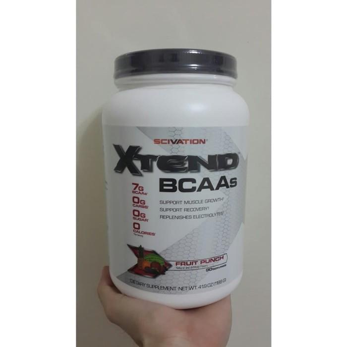 scivation xtend bcaa powder 90 servings