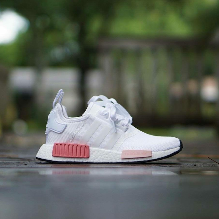 c253190b0 Jual ADIDAS NMD R1 WHITE ROSE - Doctor-sneakerss