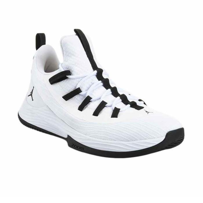 Jordan Sepatu Sport Basketball Pria White - Theme Park Pro 4k Wallpapers dd82768290