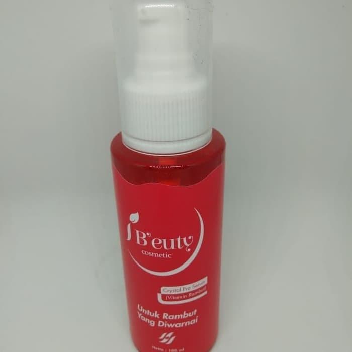 harga Ibeuty vitamin rambut merah 100ml bpom -vitamin rambut ibeauty Tokopedia.com
