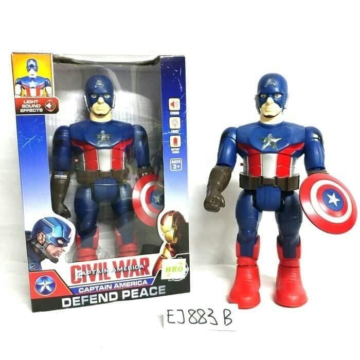 Unduh Kumpulan Wallpaper Bergerak Captain America HD Gratis