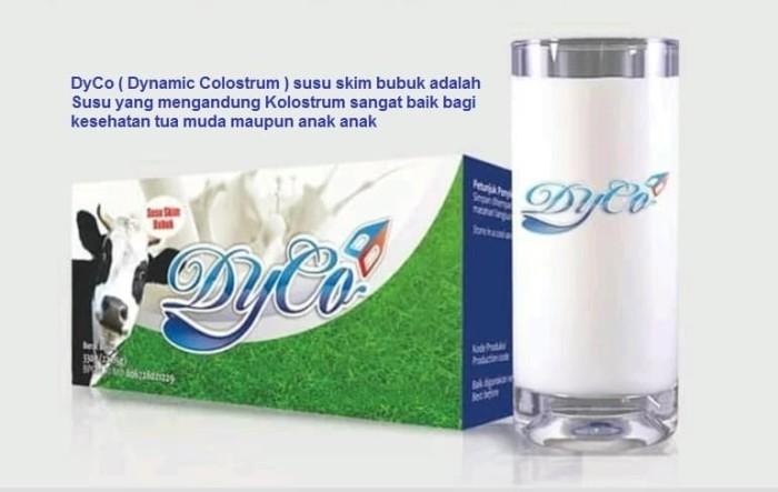 harga Dyco susu skim susu mengandung kolostrum Tokopedia.com