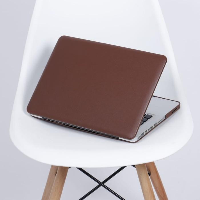 harga Case macbook pro 13 inch leather brown Tokopedia.com