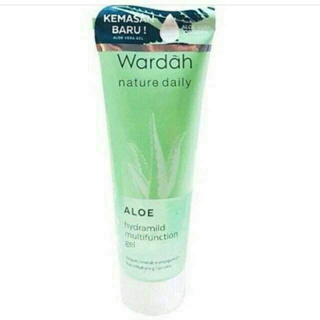 Harga Wardah Aloe Vera Gel DaftarHarga.Pw