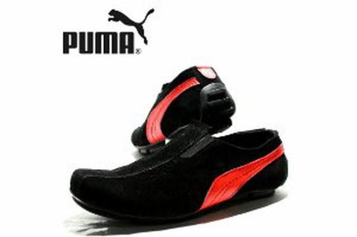 Jual Sepatu Casual Santai Pria Puma Slip On slop Suede B22 D1309 ... d8867b1ac5