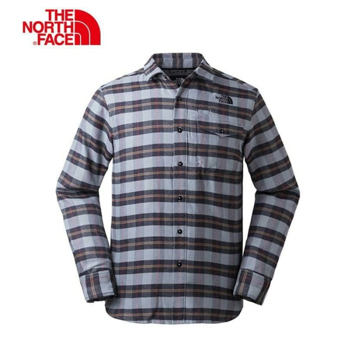 304388a5f Jual flannel The North Face Men's Long Sleeve Thermocore Shirt - Kota  Tangerang - Pendaki Senja | Tokopedia