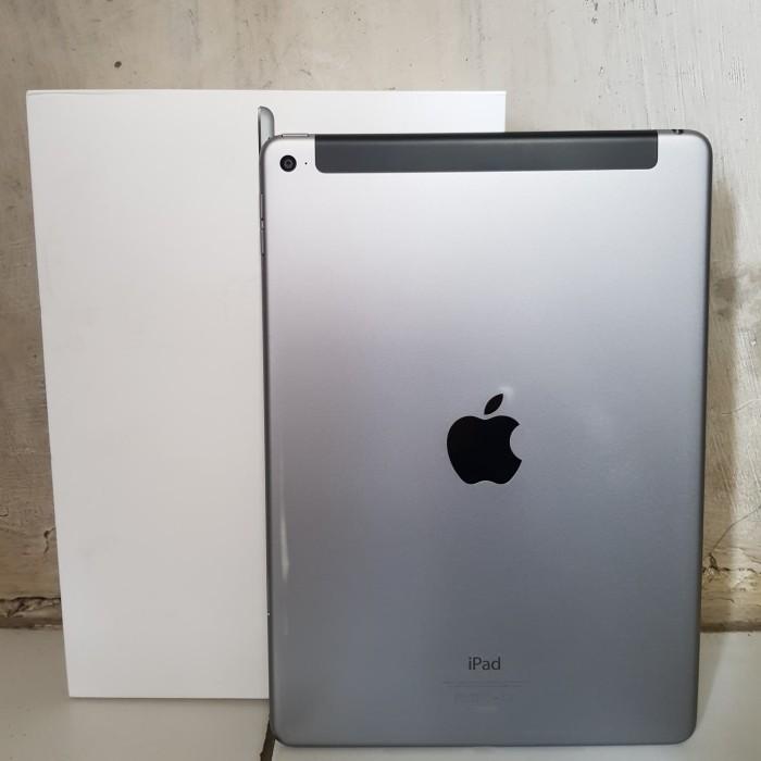 Ipad Air 2 32GB Wifi Cell 4G LTE Bekas Resmi Ibox