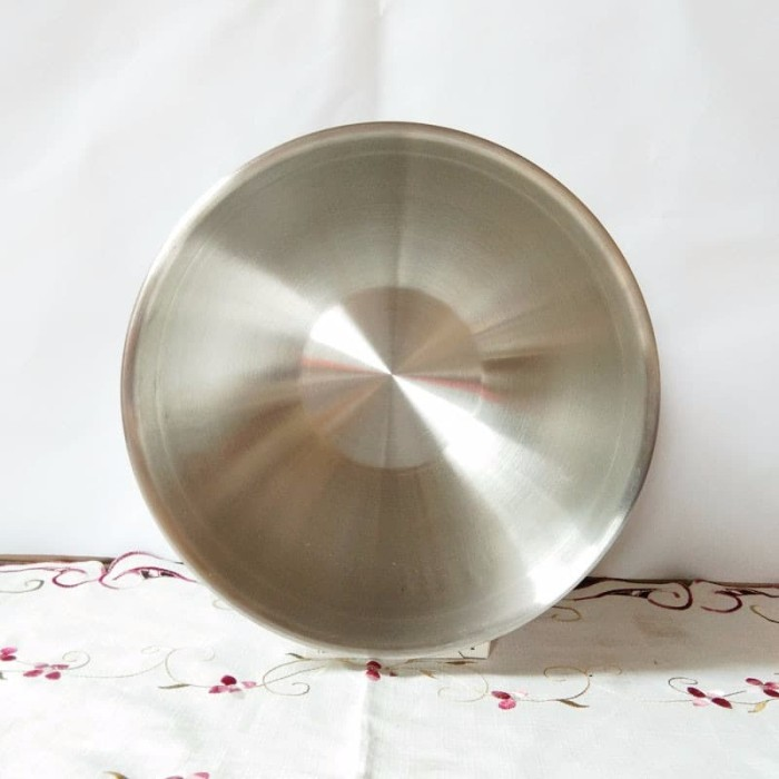 PROMO SPESIAL MIXING BOWL SMALL 21 CM SUPRA STAINLESS BASKOM STAINLES