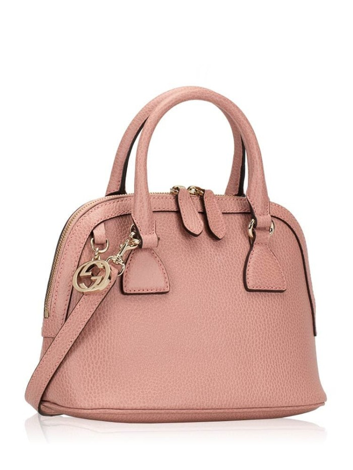 6d9ab1b2 Jual Tas Gucci Mini Dome Leather Satchel Pink Original - Kab. Pemalang -  Aileene | Tokopedia