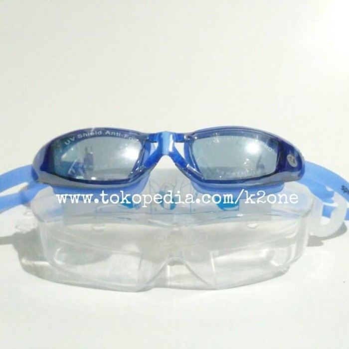 Jual GROSIR Kacamata Renang Minus Anti Fog Speedo Murah ... da0169abf9