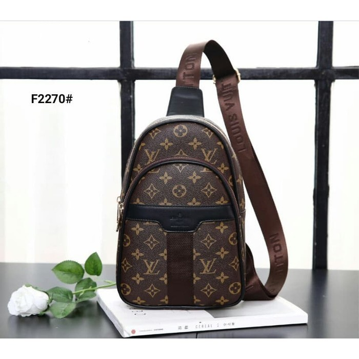 8e62f4b66c7a Jual Tas Lv Louis Vuitton Chest Bag Bahan Pvc waterproof - DKI ...