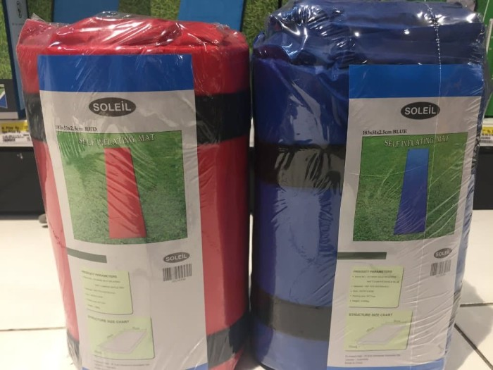 Self Inflating Matras : Jual matras self inflating soleil murah abbad store tokopedia