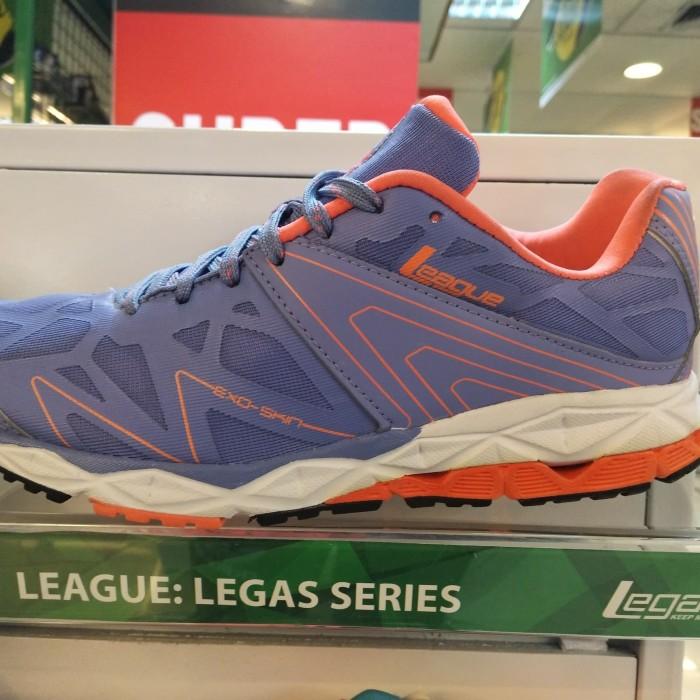 PROMO Sepatu League ghost runner wanita cewe running shoes promo murah c078ddf97d