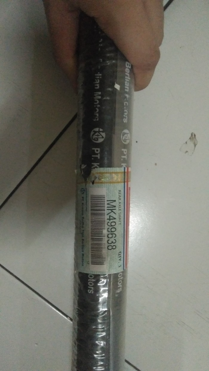 Jual As Roda Gardan Belakang Rear Axle Shaft Canter PS125 KTB 38mm Kab Tangerang Pusat Derdil Grosir