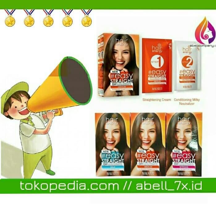 Makarizo Hairenergy Easystraight Set Pelurus Rambut Permanen Medium ... ed02243a5a