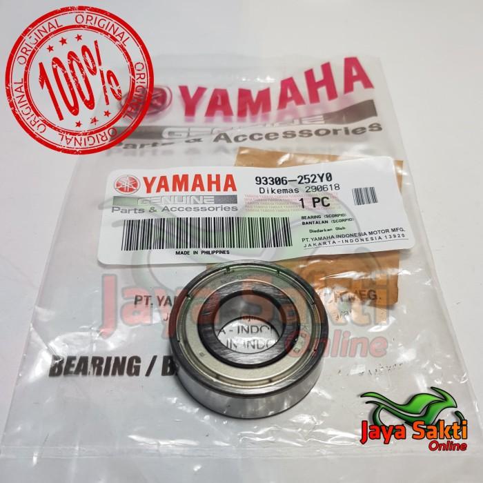 harga Bearing laher roda depan belakang rx king 93306-252y0 asli yamaha ygp Tokopedia.com