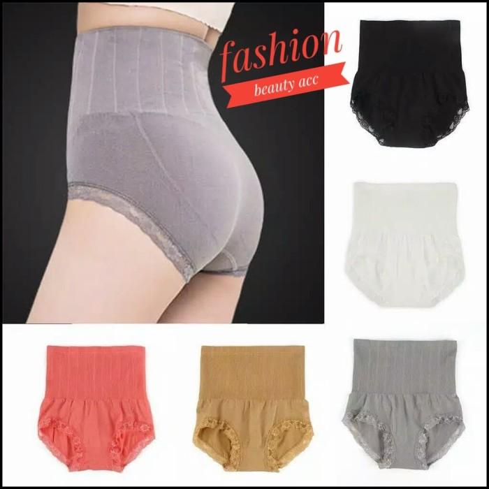 383ac8c3b8c5 Celana korset Pelangsing / Munafie Slimming Pant -Munafie Slim Panty - Hitam