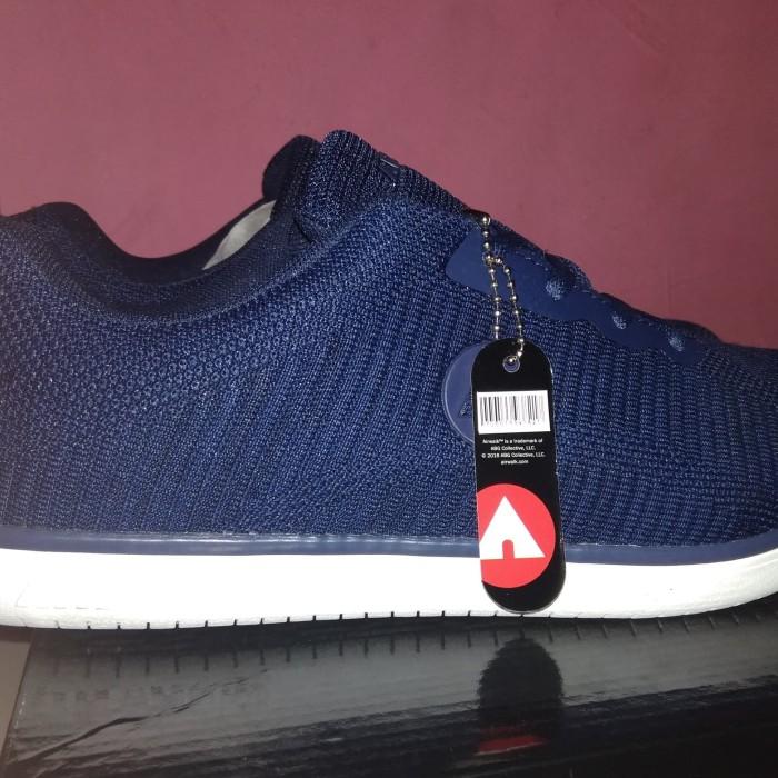 Jual Sepatu Airwalk KEENAN NAVY - Rienva Shop  8bd6fadec1