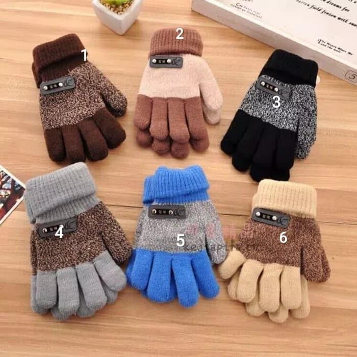 Foto Produk sarung tangan anak untuk winter / musim dingin dari winterstale