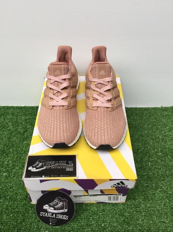 d4cd3cc64c4 Jual Adidas Ultraboost 4.0 Pale Pink 100% Ua Original Boost Bnib - DKI  Jakarta - junus.r shop | Tokopedia
