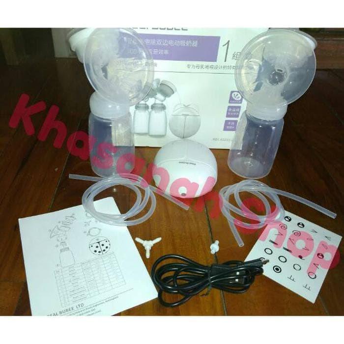 (Ready Stok) Jakarta Real Bubee Pompa Asi murah / Breast Pump Electric