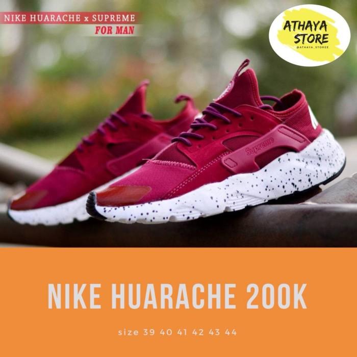 Sepatu NIke Huarache Supreme - Putih