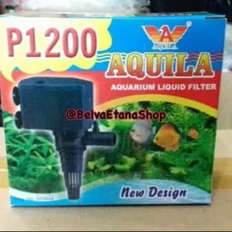 Jual Aquila 1200 Pompa Aquarium Pompa Hidroponik Pompa ...