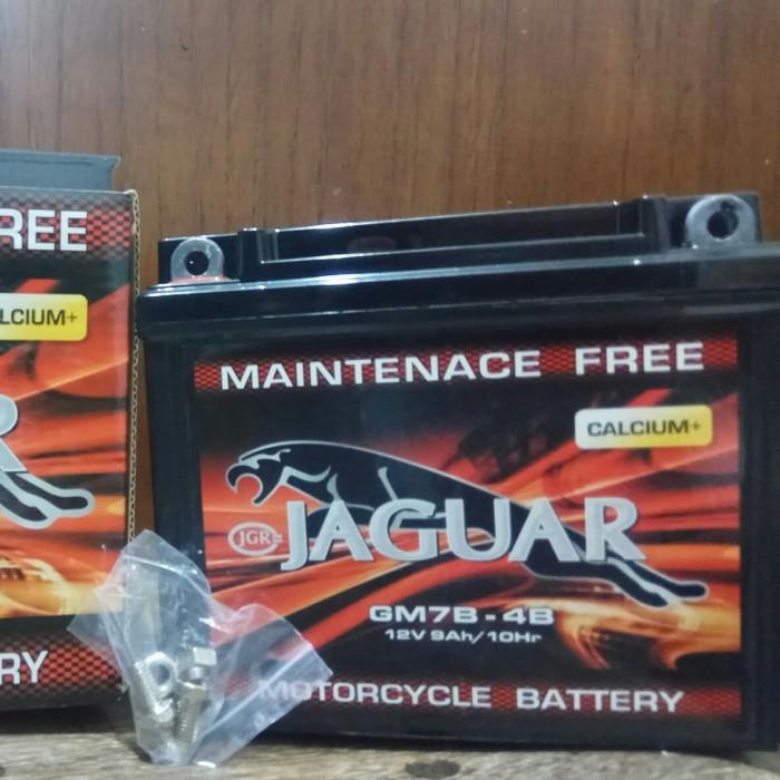 harga Accu baterai motor jaguar 7b 9mah Tokopedia.com