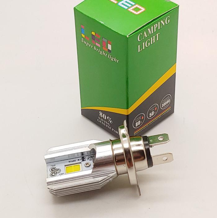 harga Lampu depan led vixion cb150r scoopy fi dll new model h4 Tokopedia.com