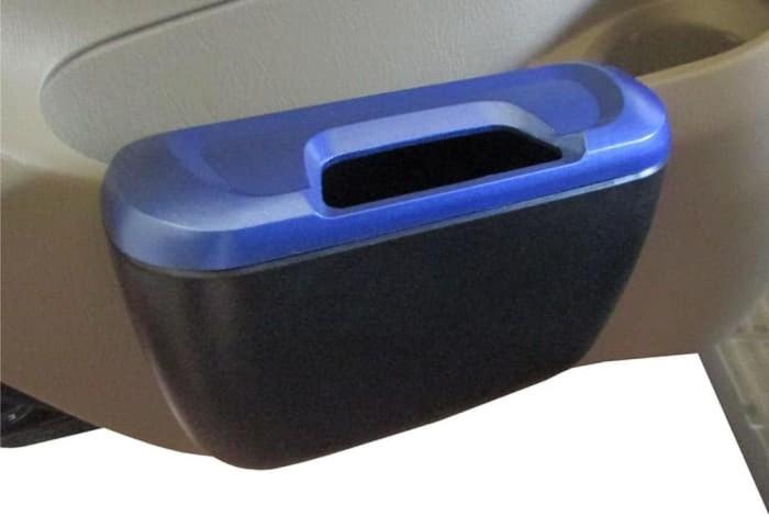 Terlaris Tempat Sampah Mobil Samping Dashboard Car Trash Bin