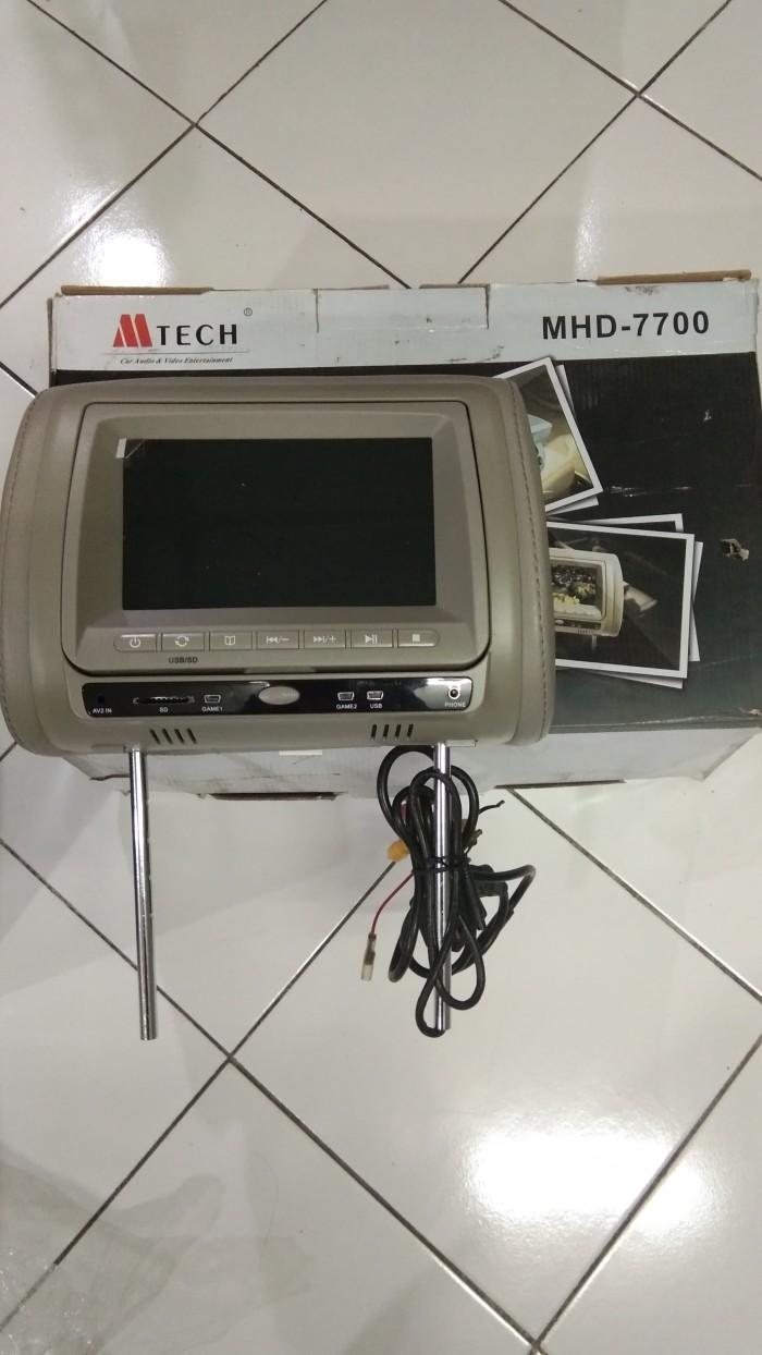 harga Mobiletech headrest monitor mhd7700 Tokopedia.com