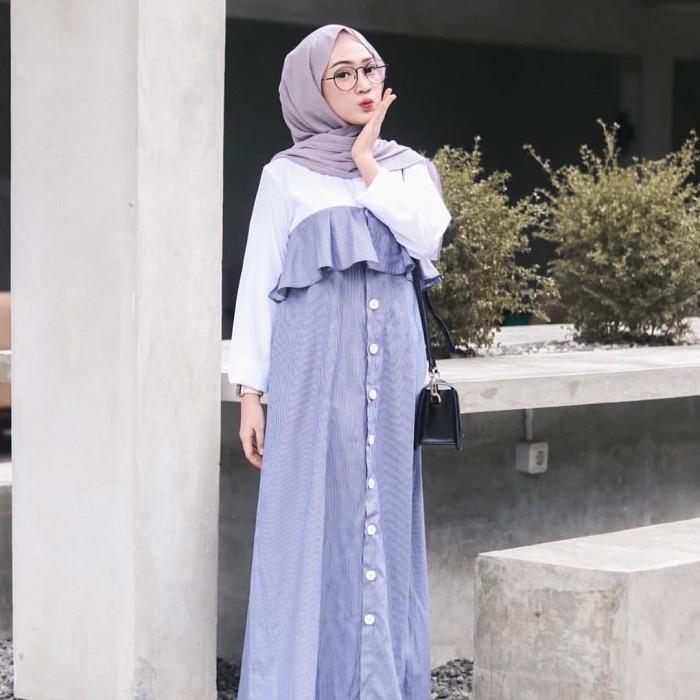 Jual Gamis lucu   Grosir Dress Murah   Pakaian wanita busui   Kalira ... b28d7801de