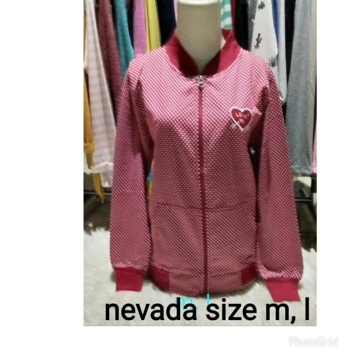 Jaket Cewe Wanita Perempuan Dewasa Ori Brand NEVADA Harga Grosir Baru 64ca93e434