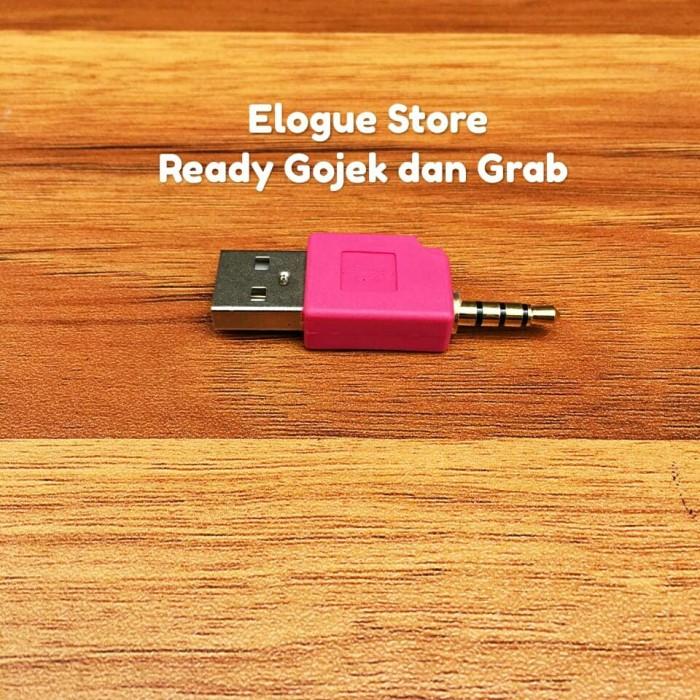 harga Usb kabel data ipod shuffle khusus generasi 2nd Tokopedia.com