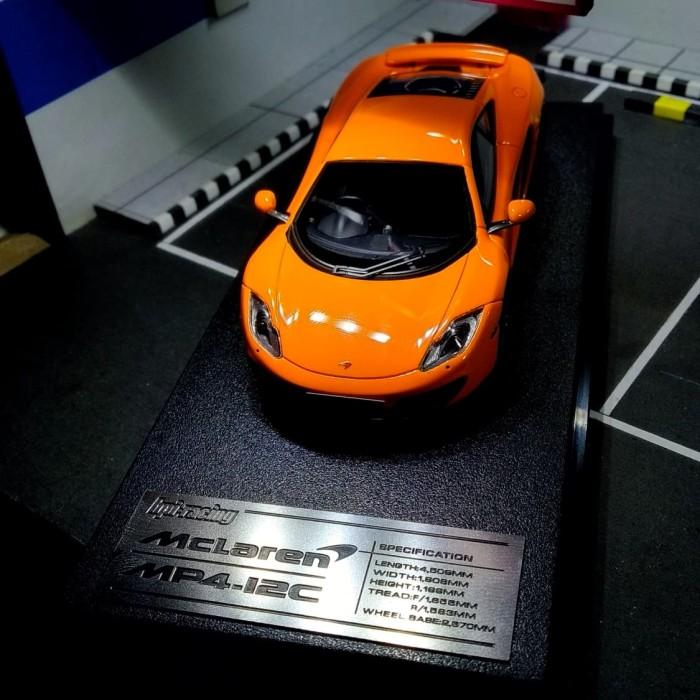 harga Hpi racing 43 mclaren mp4-12c Tokopedia.com