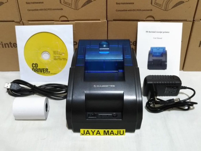 Jual PRINTER KASIR/PPOB THERMAL 58MM IWARE C-58BT ANDROID (USB+BLUETOOTH) -  Kota Yogyakarta - JAYA MAJU | Tokopedia