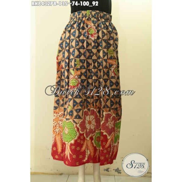 Jual Rok Batik Modis Untuk Kerja Dan Santai Model Klok All Size Rk8432pb Kota Surakarta Batik S128 Tokopedia