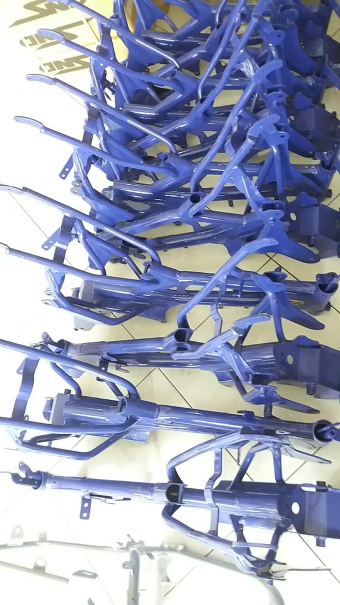 harga Frame Bebek Modifikasi Trail Yz85 Merk Snd Frame Rangka Grasstrack Tokopedia.com