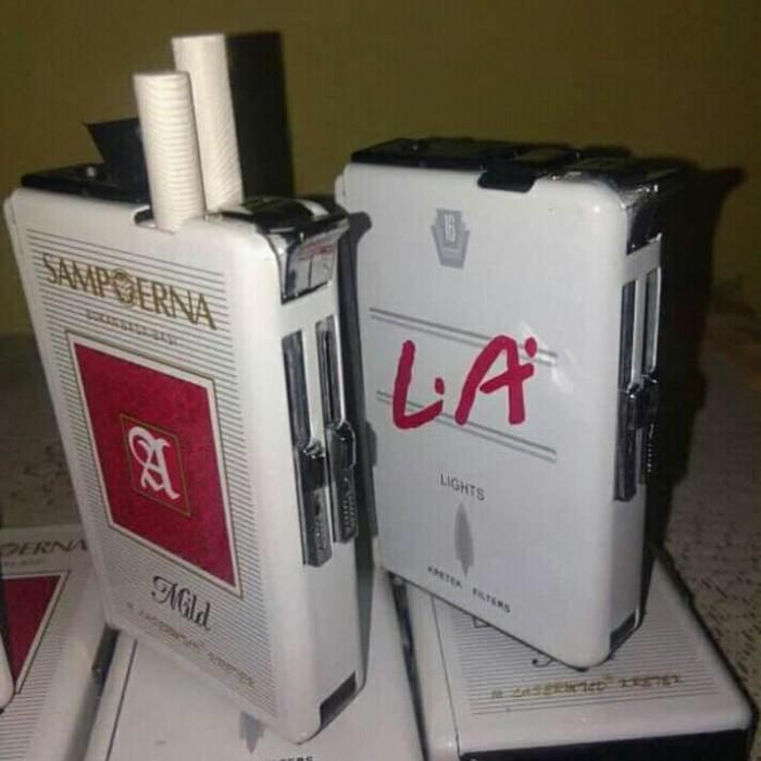 Jual kotak rokok keren Kota Pagar Alam boroy store