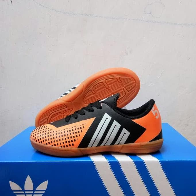 Branded Harga Nungsep Sepatu Futsal Anak Adidas Messi Nemeziz Sol Ori 971f2a3a0cb91